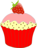 Strawberry Cupcake Md Image