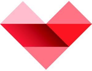 Touch Icon Pink Heart Precomposed Image