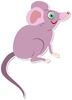 Cartoon Mouse Image