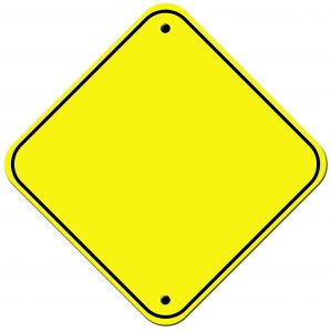 Blank Signs Image