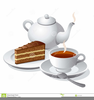 Coffee Breakfast Clipart Image
