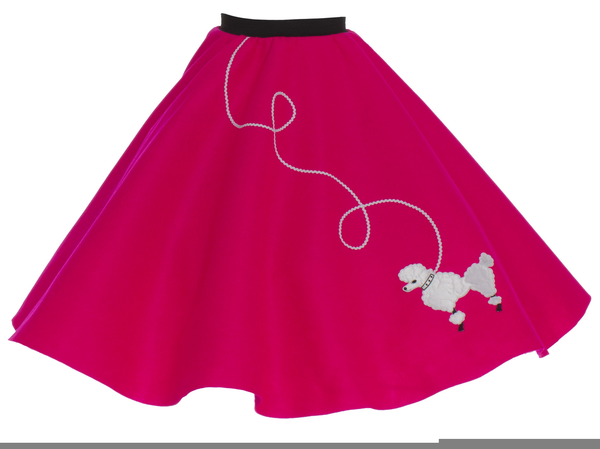 Clipart Poodle Skirt Free Images At Clker Com Vector Clip Art