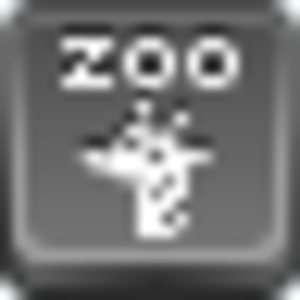 Free Grey Button Icons Zoo Image