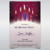 Birthday Party Card Image