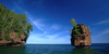 Apostle Island Rock Image