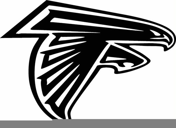 Images Of The Atlanta Falcons Football Logos: Free Atlanta Falcons Clipart