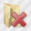 Icon Folder Delete 5 Image