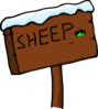 Sheep Tags Sony Clip Art