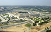 This Aerial View Of The River Entrance Of The Pentagon Shows Some Of The Ongoing Renovation That Will Continue For Several More Years. Image
