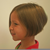 Child Haircut Bob Image