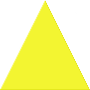 Yellow Triangle Image