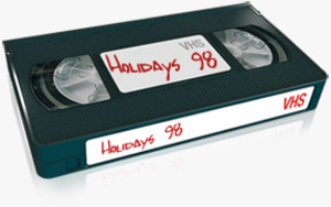 Vhs Tape Image