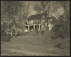 Gordon - Green Terrace, Falmouth, Front, Washington Highway Image