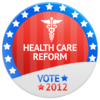 Vote Health Care Reform Image