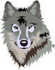 Clipart Of Wolves Image
