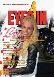 Vivian Van Dijk Editor In Chief Of Eyes In Magazine Image
