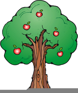 Free Apple Picking Clipart Image