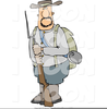 Confederate Army Clipart Image
