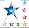 Shining Star Clipart Free Image
