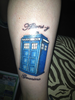 Tardis Tattoo Ideas Image