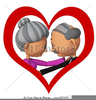 Elderly People Clipart Free Image