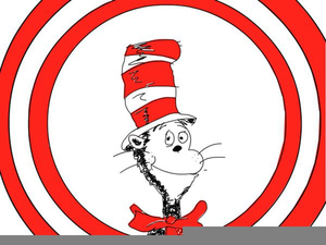 dr seuss cat in the hat clipart free images at clker com vector rh clker com Dr. Seuss Hat Silhouette Clip Art Dr. Seuss Hat Clip Art Black and White