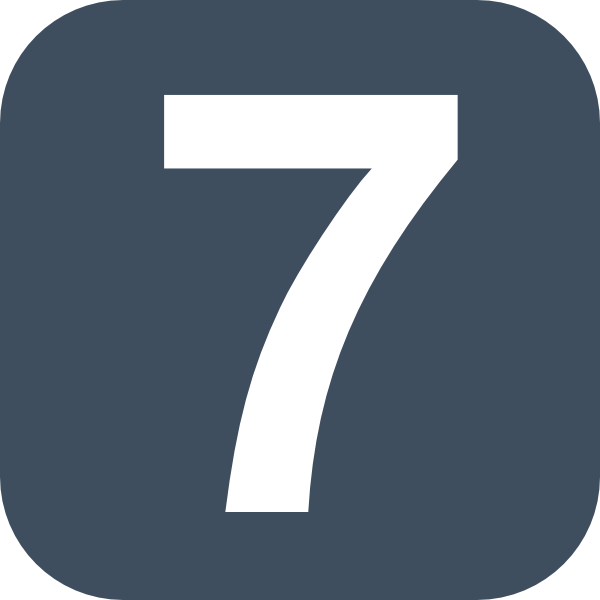 Number 2 Grey Flat Icon 7 Clip Art At Clker Com
