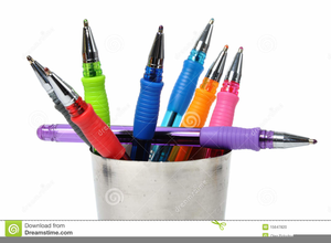 cup of pens clipart free images at clker com vector clip art online royalty free public domain clker