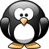 Cartoon Penguin 2 Clip Art