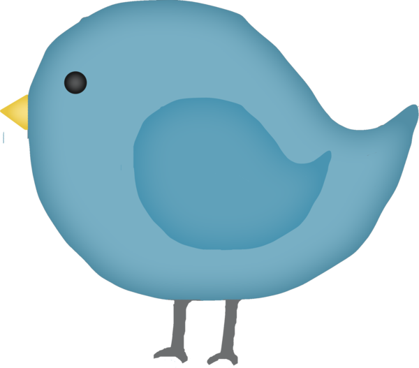 Pat Bluebird | Free Images at Clker.com - vector clip art ...