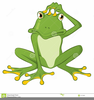 Frog Cartoon Clipart Free Image