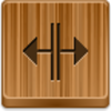 Free Wood Button Cursor V Split Image
