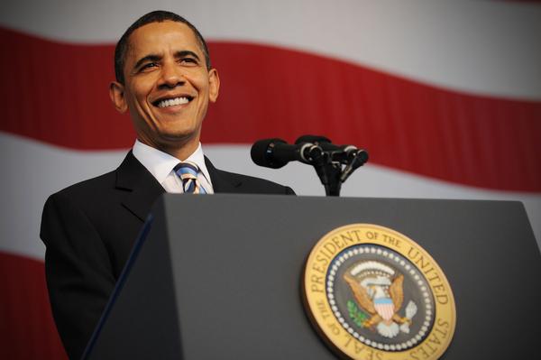 Barack Obama Free Images At Clker Com Vector Clip Art