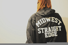 Straight Edge Windbreaker Image