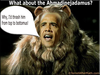 Obama Cowardly Lion Image