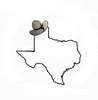 Hat With Texas Image