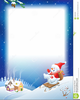Snowman Sled Clipart Image