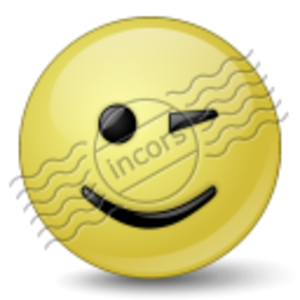 Emoticon Wink 15 Image