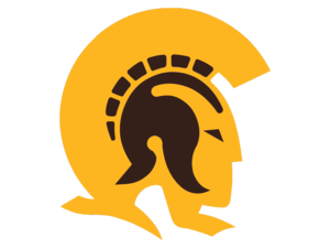 Trojans Brown And Yellow Image