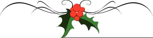 Christmas Page Divider Clipart | Free Images at Clker.com ...
