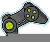 Game Console Clipart Image