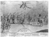 The New Country Dance, As Danced At C***, July The 30th 1766 Image