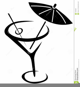 martini glass clipart black and white free images at clker com rh clker com Cocktail Glass Clip Art Martini Glass Drawing