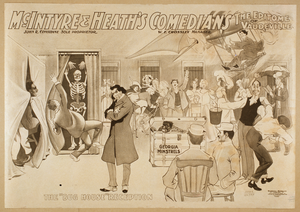 Mcintyre & Heath S Comedians The Epitome Of Vaudeville. Image