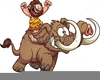 Mammoth Clipart Image