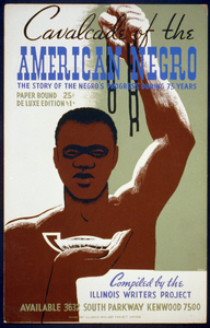 Cavalcade Of The American Negro The Story Of The Negro S Progress During 75 Years, Compiled By The Illinois Writers Project / Cleo. Image