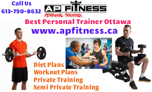Experienced Personal Trainers Ottawa Ap Fitness Image