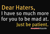 Hater Quotes Drake Image