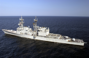 Uss Fletcher (dd 992) Underway Image