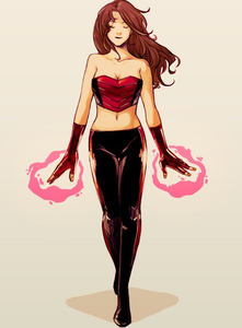 Scarlet Witch Ultimates | Free Images at Clker com - vector